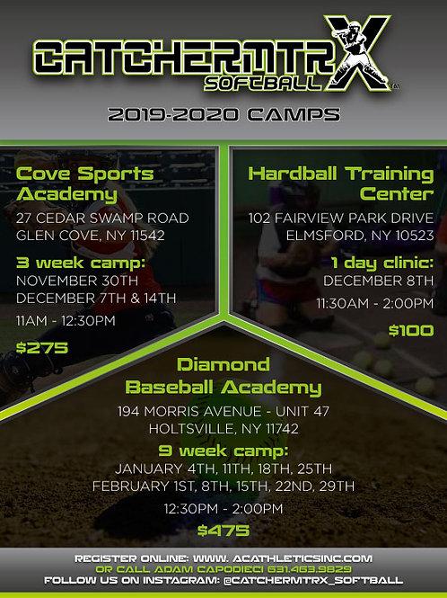 CatcherMtrx Softball (Diamond Baseball Academy)