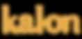 Kalon logo gold.png