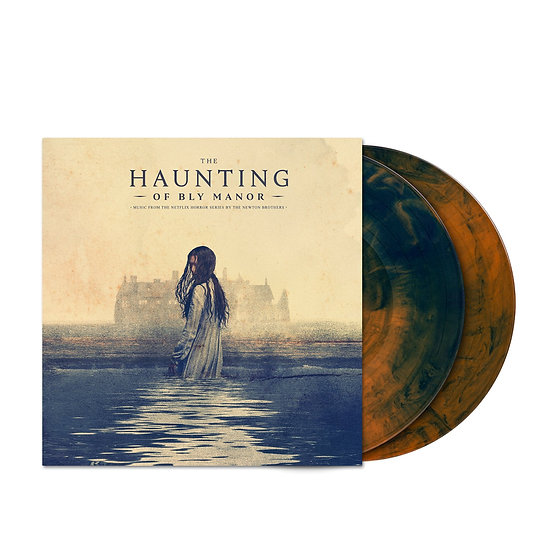 Newton Brothers - The Haunting of Bly Manor (Colored vinyl)