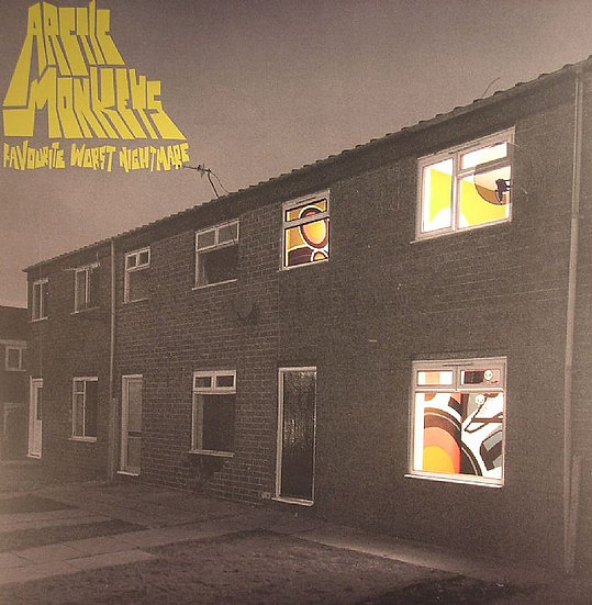 Arctic Monkeys - Favourite Worst Nigthmare
