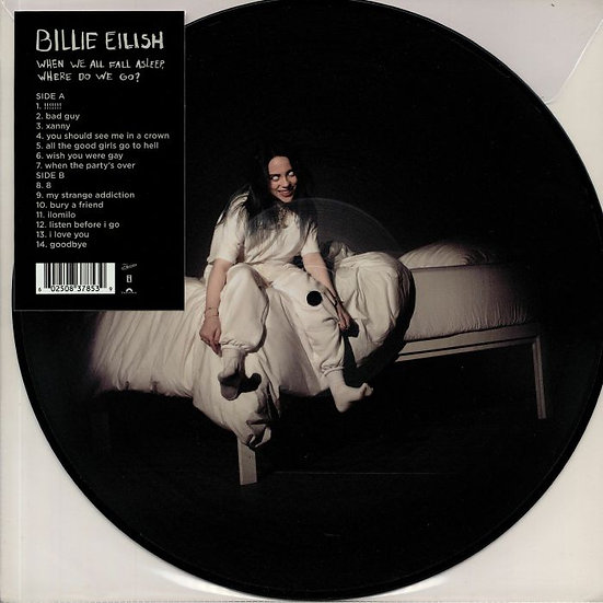 Billie Eilish - When We All Fall Asleep Where Do We Go?