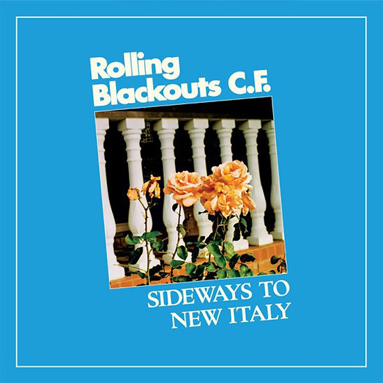 Rolling Blackouts Coastal Fever - Sideways To New Italy (Pink vinyl)