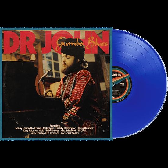 Dr John - Gumbo Blues (Blue vinyl)
