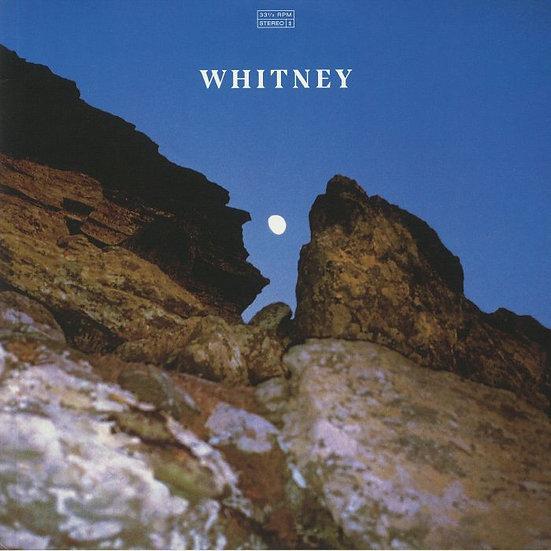 Whitney - Candid (Blue vinyl)