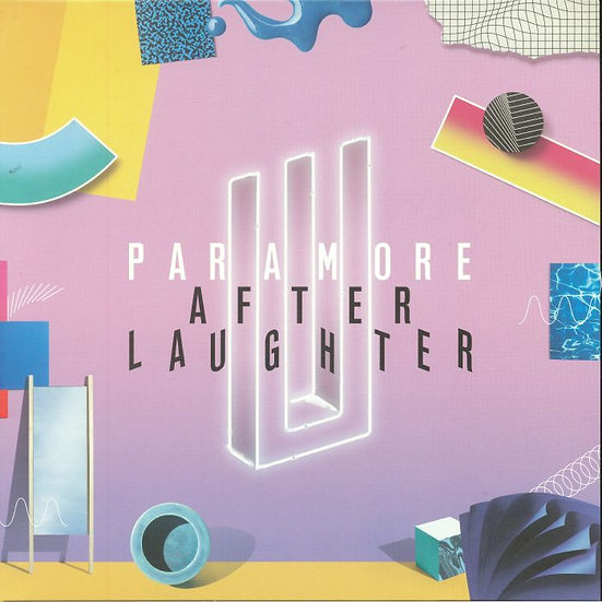 Paramore - After Laughter (Marbled vinyl)