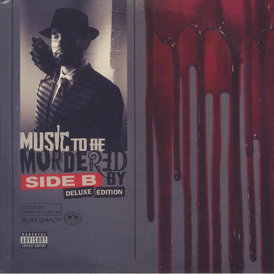 Eminem - Music To Be Murdered By: Side B (Deluxe Edition/Grey vinyl)