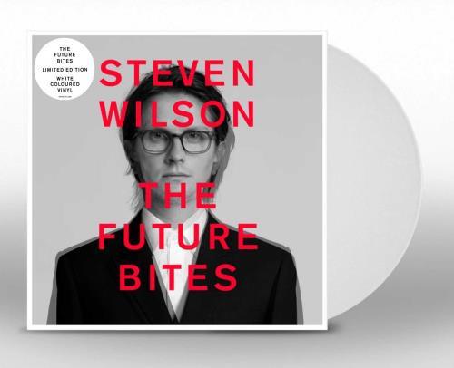 Steven Wilson - The Future Bites (White vinyl)