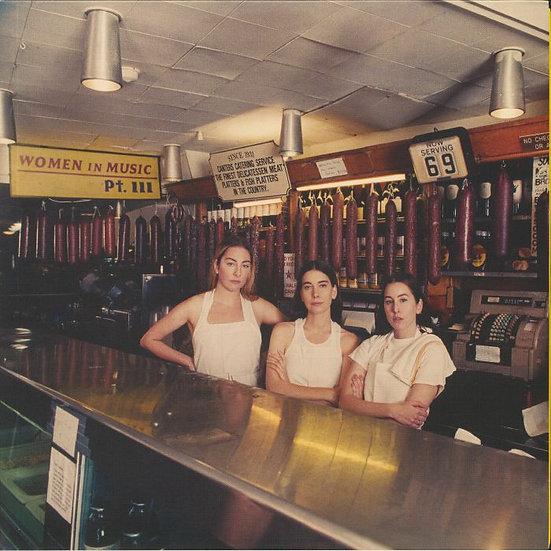 HAIM - Women in Music Pt III (Yellow vinyl)