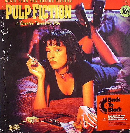 Pulp Fiction Original Soundtrack