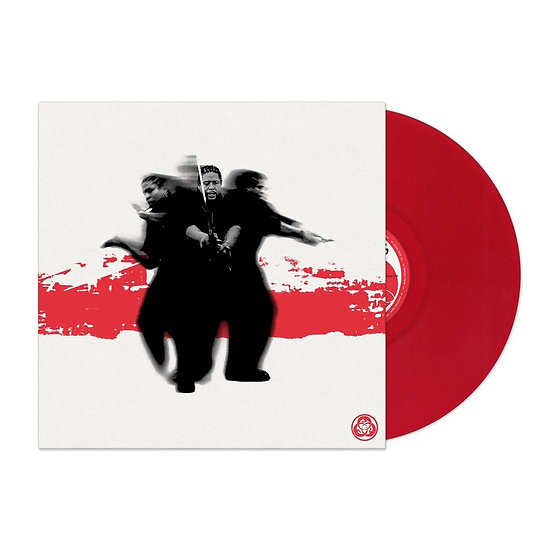 RZA - Ghost Dog : The Way Of The Samurai (Red vinyl)