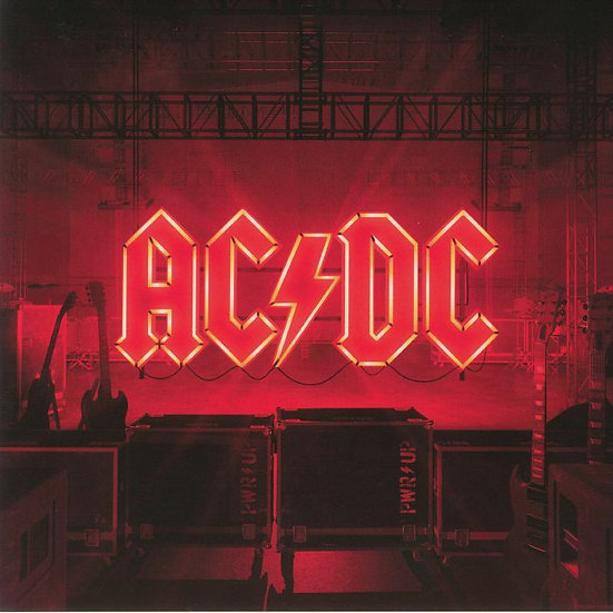 AC/DC - Power Up (Translucent Yellow vinyl)