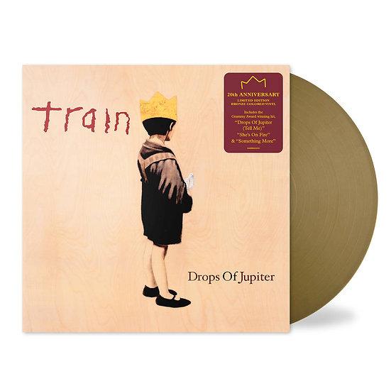 Train - Drops of Jupiter (20th Anniversary Bronze vinyl)