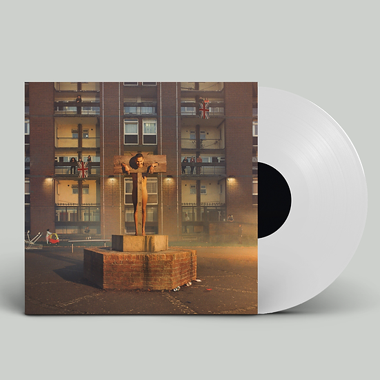Slowthai - Nothing Great About Britain (White Vinyl)