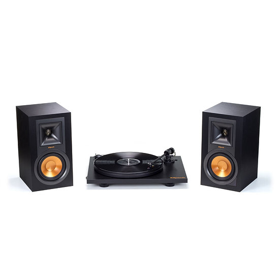 Klipsch R-15PM Powered Turntable System (Pro-ject)