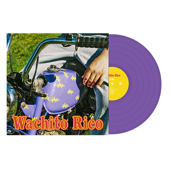 Boy Pablo - Wachito Rico (Purple vinyl)