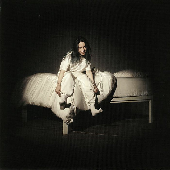 Billie Eilish - When We All Fall Asleep Where Do We Go?