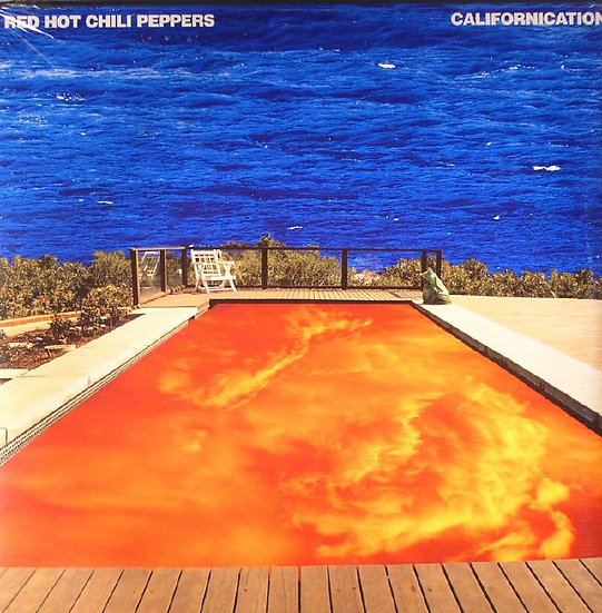 Red Hot Chili Peppers - Californication (Repress)