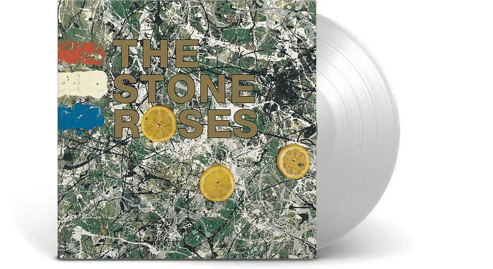 The Stone Roses - The Stone Roses (Reissue Clear vinyl)