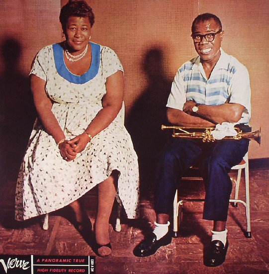 Ella Fitzgerald/Louis Armstrong - Ella & Louis