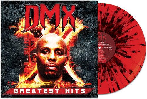 DMX - Greatest Hits (Splatter Colored)