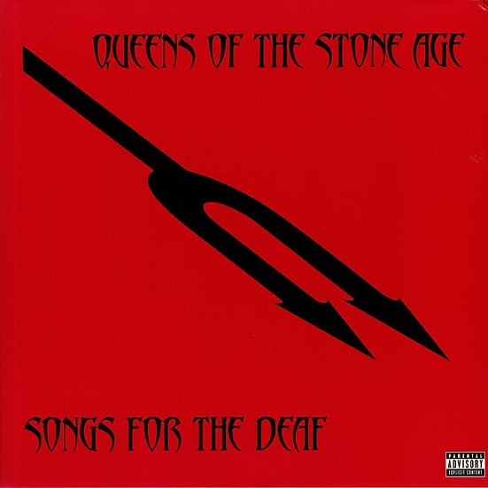 Queens of the Stone Age - Songs For The Deaf (Reissue)