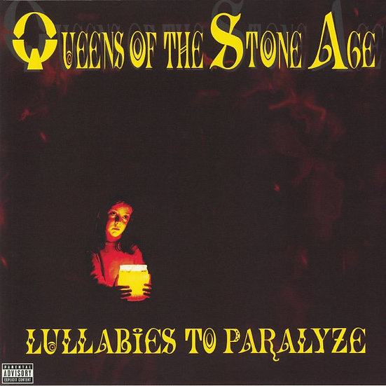 Queens of the Stone Age - Lullabies to Paralyze (Reissue)