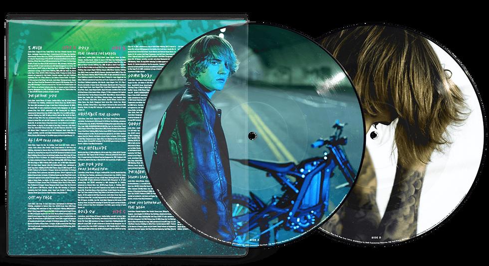 Justin Bieber - Justice (pic disc)