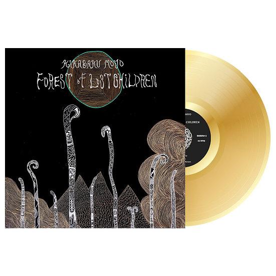 Kikagaku Moyo - Forest of Lost Children (gold vinyl)