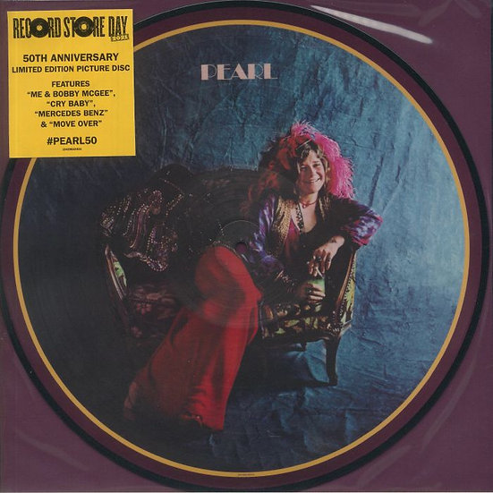 Janis Joplin - Pearl (50th Anniversary Edition/RSD 2021)