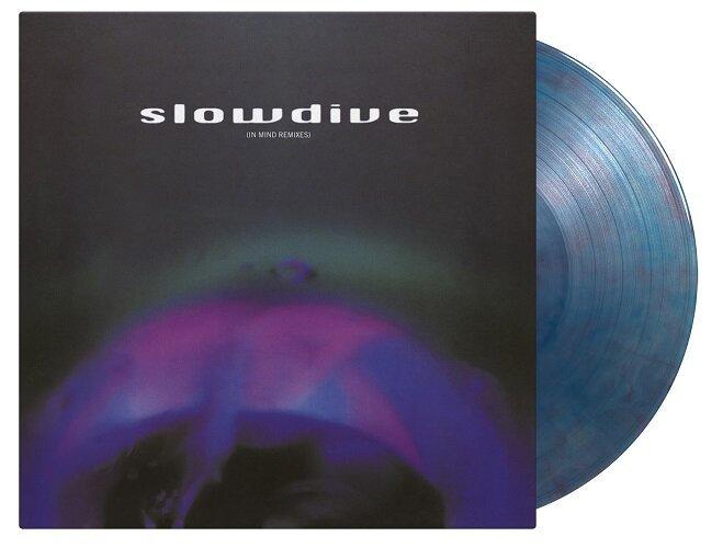 Slowdive - 5 : In Mind Remixes (Red/Blue Swirl vinyl)