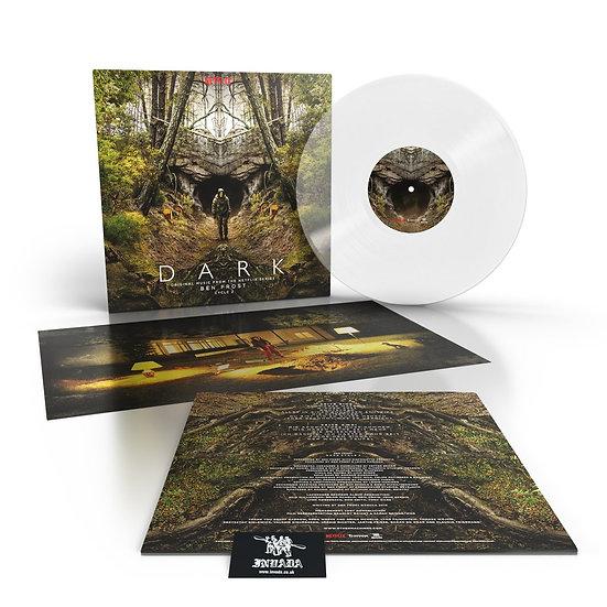 Ben Frost - Dark : Cycle 2 (Transparent vinyl)