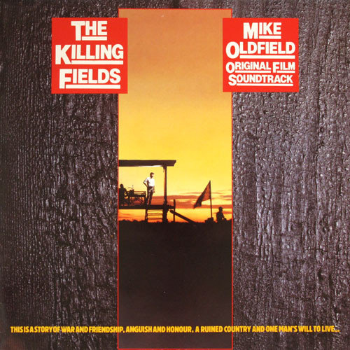 Mike Oldfield - The Killing Fields OST