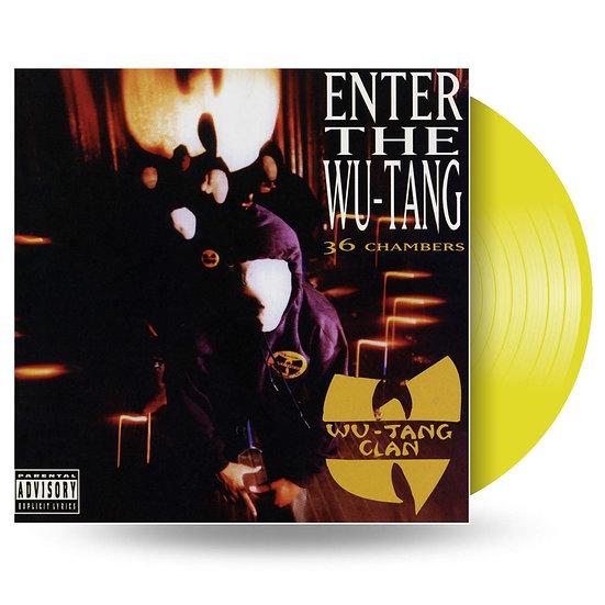 Wu-Tang Clan - Enter Wu-Tang (36 Chambers) Yellow vinyl