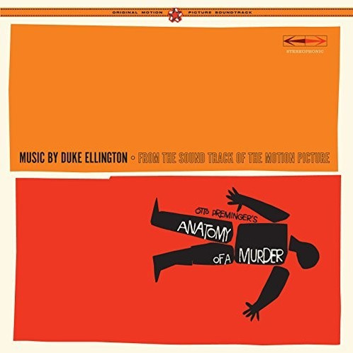 Duke Ellington And His Orchestra – Anatomy Of A Murder | Vinyl ...