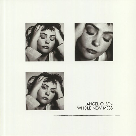 Angel Olsen - Whole New Mess (Clear-Smoke vinyl)