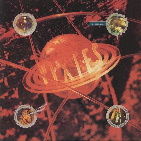Pixies - Bossanova (Red vinyl, 30th Anniversary Edition)