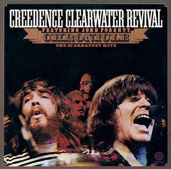 Creedence Clearwater Revival - Chronicles : The 20 Greatest Hits