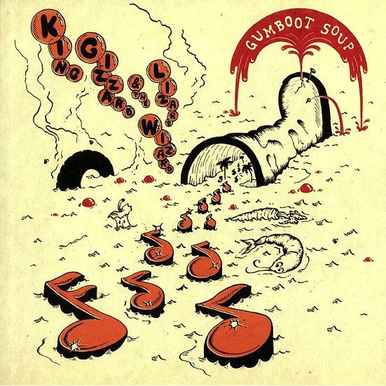 King Gizzard & The Lizard Wizard - Gumboot Soup (LRS 2020)