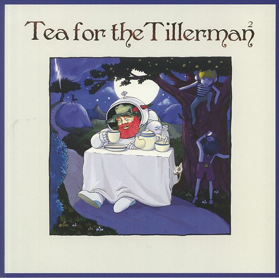 Yusuf/Cat Stevens - Tea For The Tillerman2