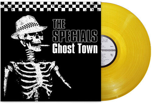 The Specials - Ghost Town (Yellow vinyl)