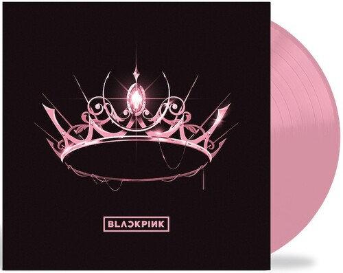 Blackpink - The Album (Pink vinyl)