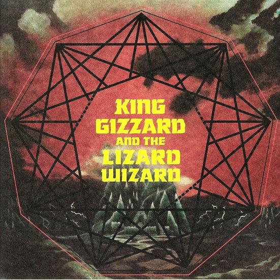 King Gizzard & The Lizard Wizard - Nonagon Infinity (LRS 2020)