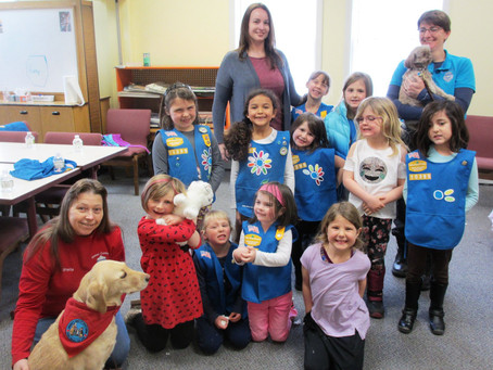 ACOs Provide Animal Care Education to Local Youth