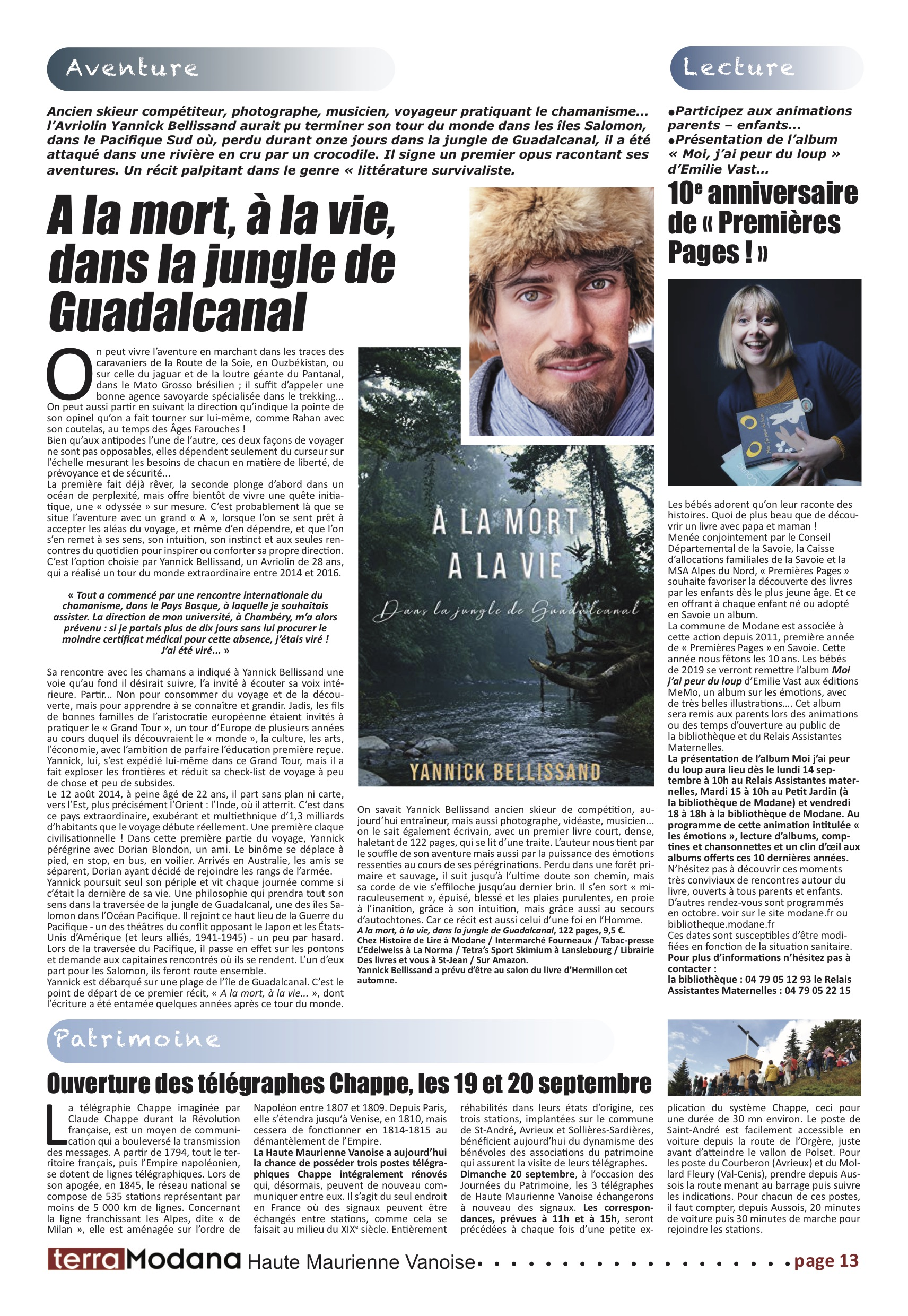 Article Terra Modana