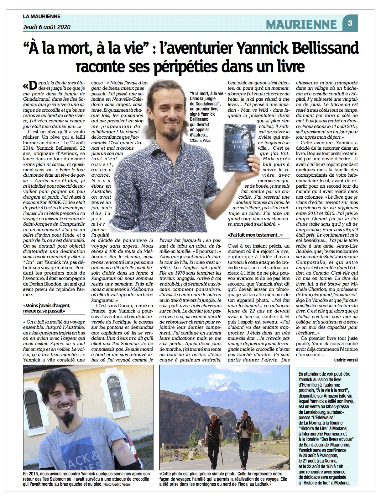 Article La Maurienne