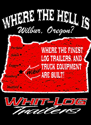 Whit-Log Trailers Hooded Sweatshirt