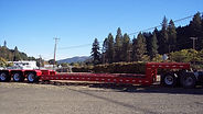 Whit-Log Trailers Lowboy