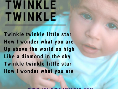Why Twinkle Twinkle Matters! | Musical Play
