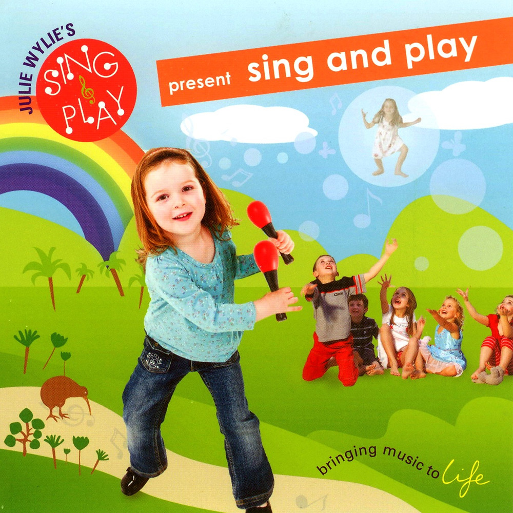 sing and play, Julie Wylie CD music for children babies toddlers