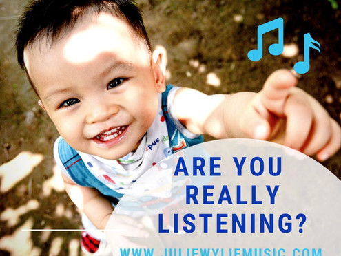 Teachers... Are We Really Listening? | Musical Play